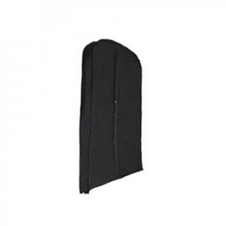 Чехол для одежды, 160х70 (черный)