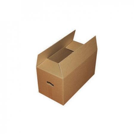 Картонные коробки (средние) 500х300х300 с ручками