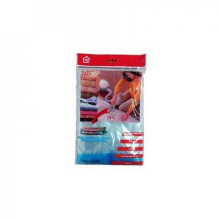 Вакуумный пакет для одежды 70x100 см