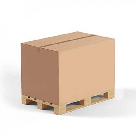 Картонные коробки пятислойные паллетные 1184x784x800