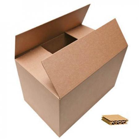 Картонные коробки паллетные 800x600x800 пятислойная
